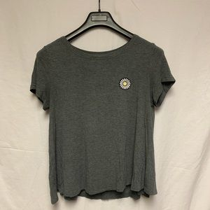 AEO Soft and Sexy daisy top